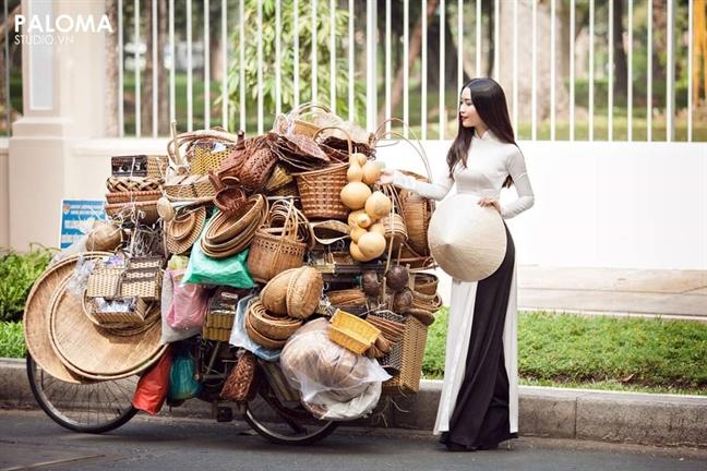 Hon 4000 tac pham du thi 'Anh dep Ao dai online'
