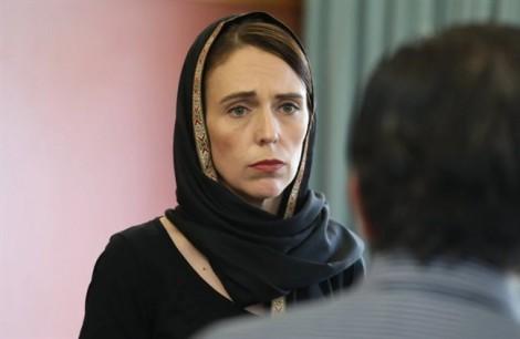 Nữ Thủ tướng chân thành, cương nghị trong ngày đen tối của New Zealand