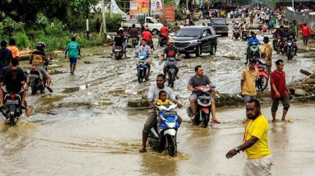 Lu quet o Indonesia, hon 70 nguoi thiet mang