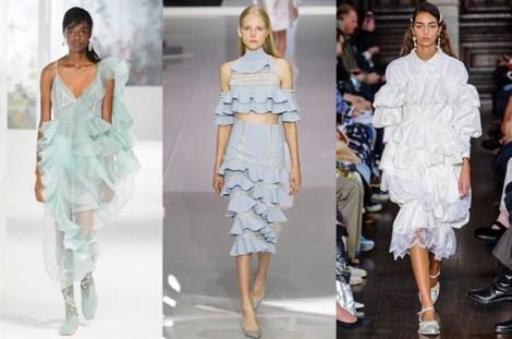 Xu hướng thời trang lỗi mốt trong 2019