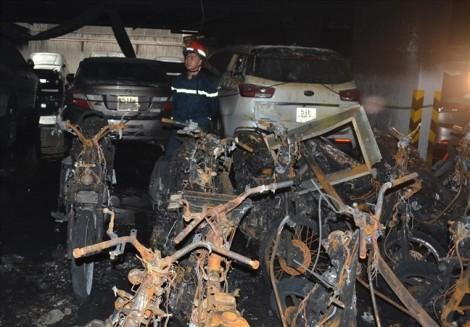 Bảo hiểm vẫn chưa đền bù trong vụ cháy chung cư Carina