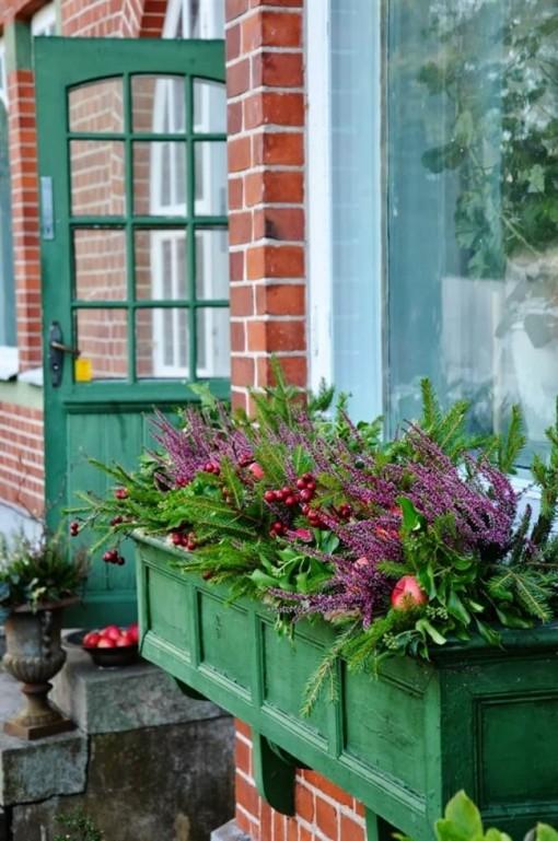'Vườn treo' bên song cửa - nét duyên không thể thiếu cho ngôi nhà