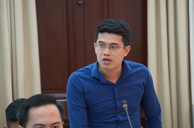 TP.HCM de nghi lap Ban nghien cuu ung dung tri tue nhan tao de giup TP phat trien dot pha