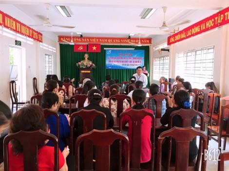 Huyện Cần Giờ: Tập huấn ứng dụng công nghệ cao trong sản xuất rau
