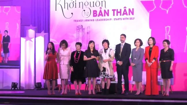 Tiep suc ky nang 'lanh dao dot pha' cho nu doanh nhan TP.HCM