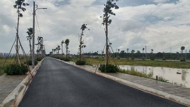 Ba Ria - Vung Tau: Dat o tren 2.000m2 phai lap du an