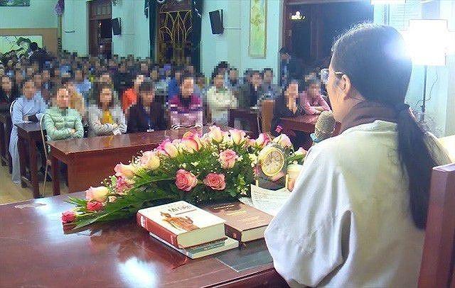 Thuong toa Thich Nhat Tu: 'Vong bao oan la hoc thuyet ta dao, rat nguy hai cho xa hoi'