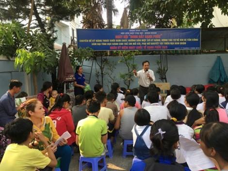 Bình Thạnh: Lan tỏa yêu thương trong 'Ngày hạnh phúc'