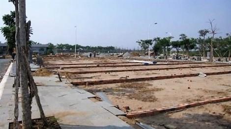 Giá nhà đất  tại P.An Phú Đông, Q.12 lại tăng vọt