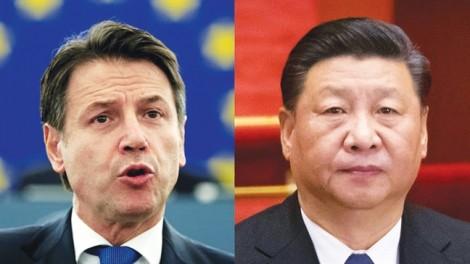 Châu Âu và nước cờ của Trung Quốc