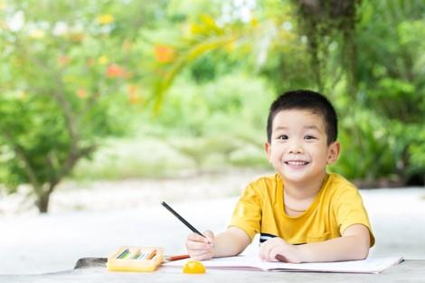 Trầm cảm ở trẻ em không hoàn toàn do áp lực học hành