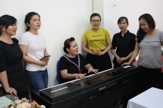 Chiêu sinh lớp Dân ca – nhạc cách mạng khóa 8/2019
