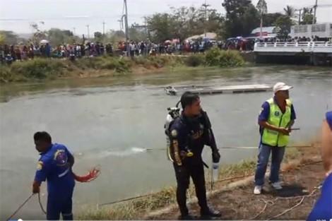 5 công nhân Việt Nam thiệt mạng trong tai nạn giao thông ở Thái Lan