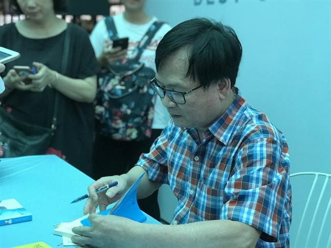 Nguyen Nhat Anh: 'Khong tac pham dien anh nao khien khan gia thoa man hoan toan'