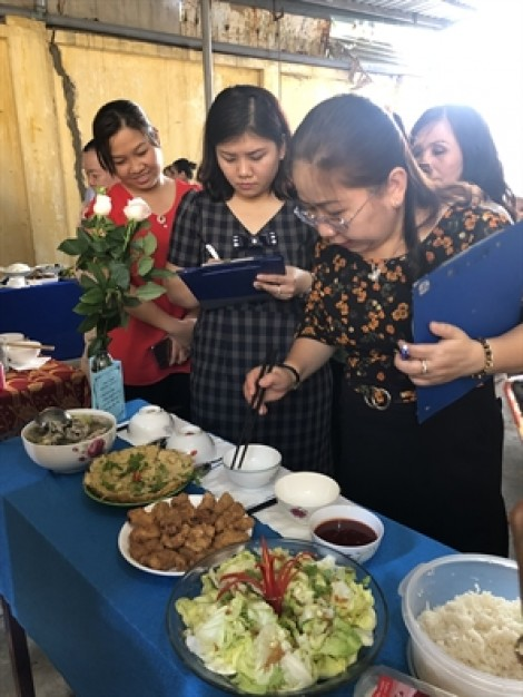 Quận Gò Vấp: Hành động vì 'An toàn cho phụ nữ và trẻ em'