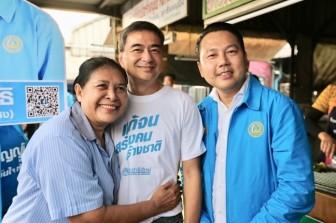 Cuộc đua xây dựng hình ảnh Thủ tướng Thái Lan