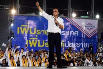 Tổng tuyển cử ở Thái Lan: Đảng PPRP thân quân đội bất ngờ dẫn đầu