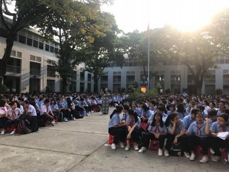 Hơn 3.600 học sinh được hướng dẫn kỹ năng tự bảo vệ