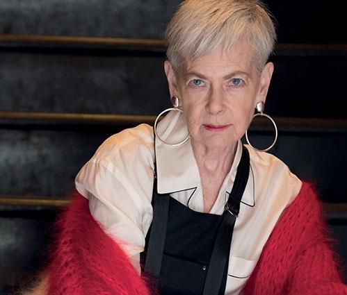Lyn Slater: Bieu tuong thoi trang tinh co