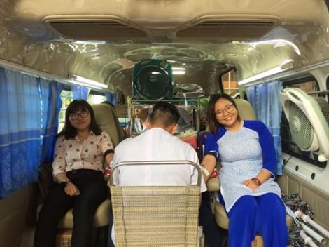 Phụ nữ Tân Phú hạnh phúc vì được chia sẻ