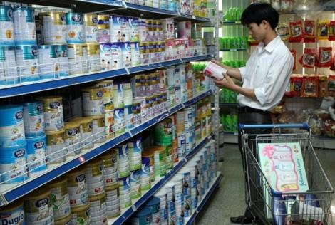 Sữa có thể tăng giá nếu bị đưa vào danh mục đồ uống có đường