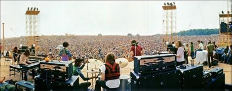 Từ Woodstock 1969 đến mô hình âm nhạc phổ biến toàn cầu