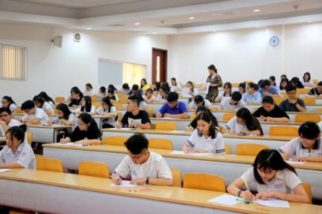Nhiều trường đại học lấy thi đánh giá năng lực làm thước đo tuyển sinh