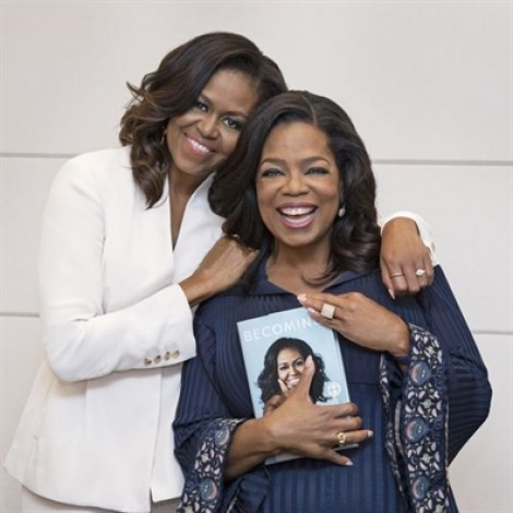 Hồi ký của phu nhân Michelle vượt mốc tiêu thụ 10 triệu ấn bản