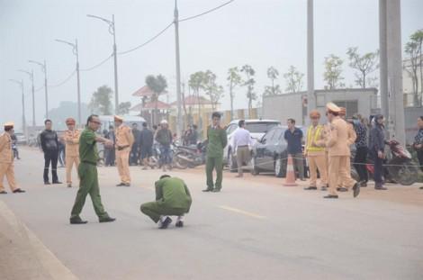 Vụ 7 người chết khi đưa tang: ô tô tăng tốc 78km/h trước lúc lao vào đoàn người