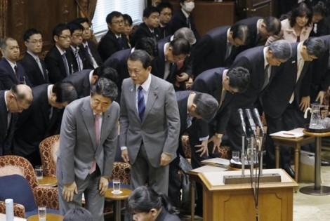 Nhật Bản công bố ngân sách năm 2019 trên 101 nghìn tỷ yên