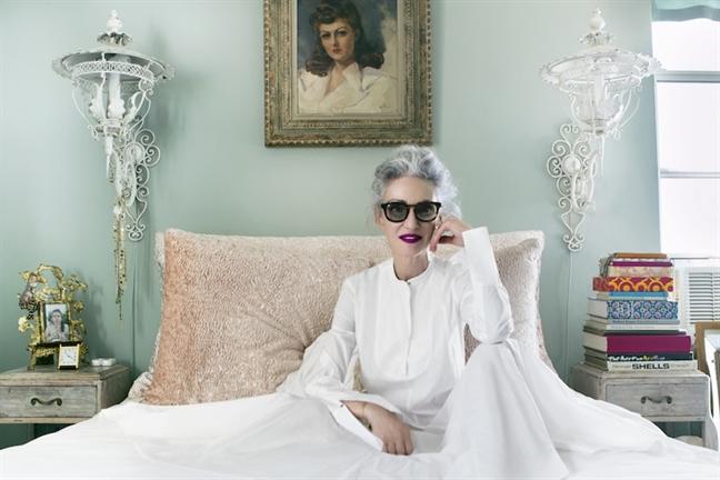 Linda Rodin: Tuoi 70 va nang luong tich cuc tu viec yeu ban than