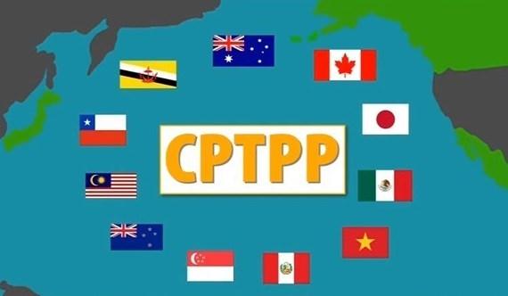 CPTPP thuc day tien trinh luu thong hang hoa