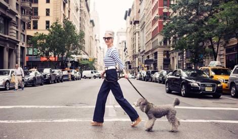 Linda Rodin: Tuổi 70 và năng lượng tích cực từ việc yêu bản thân