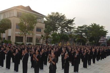 Huyện Củ Chi: Hàng trăm phụ nữ tham gia hội thao 'Phụ nữ khỏe - đẹp'
