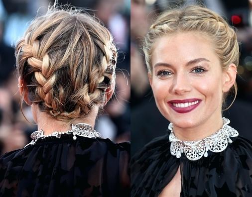 Bién hóa mái tóc ngán vói phong cách nguòi nỏi tiéng