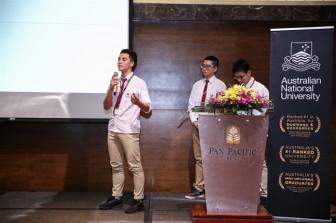 Teen Việt ẵm học bổng du học Mỹ siêu khủng