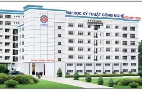 Trường đại học Công nghệ TP.HCM tổ chức thi riêng