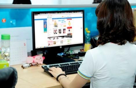 Làm gì để người tiêu dùng tăng mua sắm online?