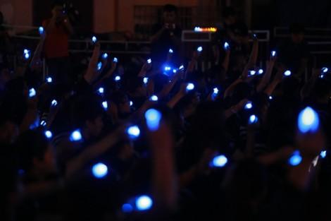 Hơn 3.000 thanh niên ở TP.HCM tham gia chiến dịch Giờ Trái đất