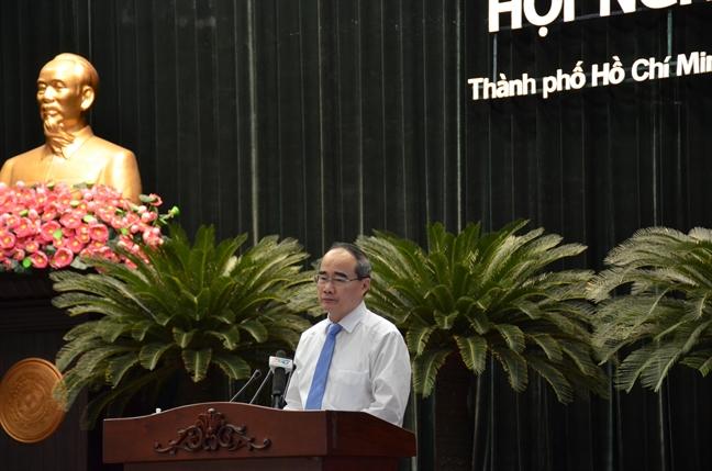 Bi thu Thanh uy TP.HCM: TP phai chu dong moi nha dau tu lon, dung ngoi cho