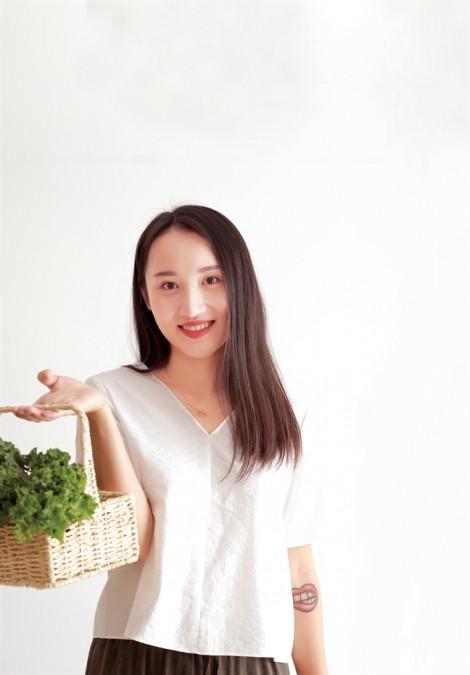 HLV sức khỏe Nguyễn Quỳnh Nga: mong muốn xây dựng cộng đồng ăn sạch