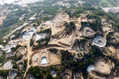 Thành phố Trung Quốc ra lệnh phá hủy các ngôi mộ xây trái phép