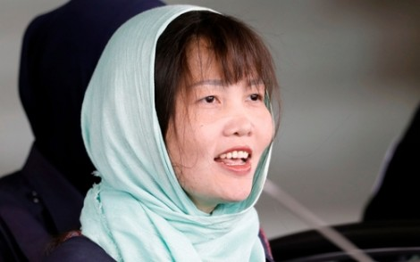 Mẹ Đoàn Thị Hương: 'Cả đêm tôi không ngủ chờ tin con'