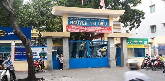 Nhieu sai pham o Truong THPT Nguyen Thi Dieu
