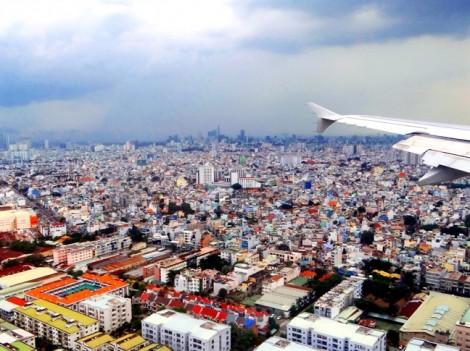 Sài Gòn, nắng độc bủa vây, cây xanh quá thiếu
