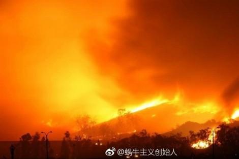 Hỏa hoạn ở Tứ Xuyên, 30 lính cứu hỏa bỏ mạng trong 'quả cầu lửa khổng lồ'