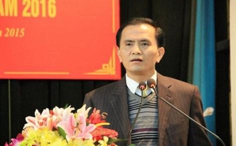 Hủy bỏ kết quả bổ nhiệm cựu Phó chủ tịch tỉnh Thanh Hóa