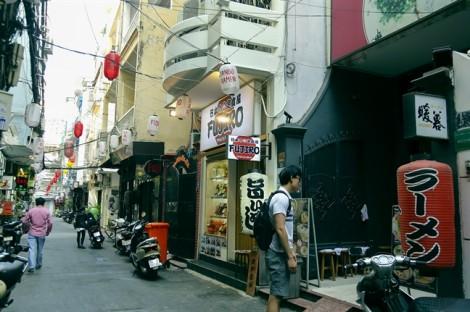 Dạo phố Nhật giữa lòng Sài Gòn