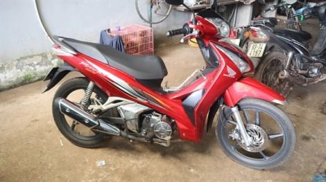 Truy đuổi hơn 70km bắt tên trộm xe máy liên tỉnh