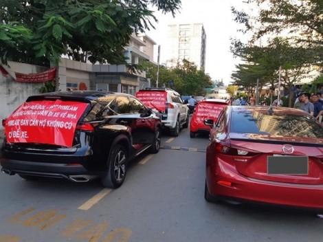 Mua nhà ở Him Lam Chợ Lớn cư dân phải gửi xe... ngoài đường